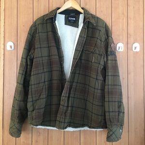 Billabong flannel